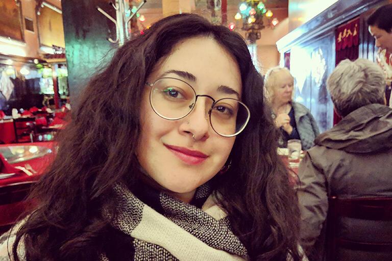 Erika Espinoza, Program Assistant III   Legal Studies Scheduler