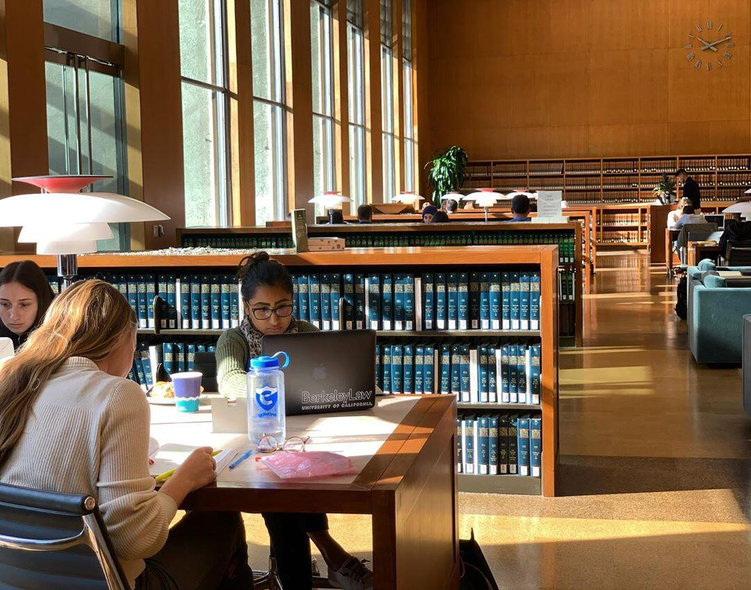 Berkeley Law Library